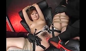 Japanese Subjugation Sex - Hikari Tsukino 3 (Pt 3)