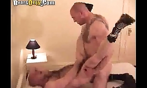 Mature Bears Hot And Heavy Orgasm