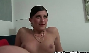 Sexy blonde babes get simmering rubbing
