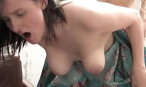 Real amateur girl fuck and oral