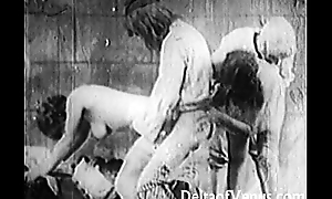 Bastille Show one's age - Antique Porn 1920s