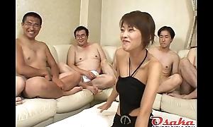 Sakura gets totally naked and cummed on multiple tim from http://alljapanese.net