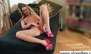 Amateur Sexy Piece of baggage Love To Masturbate On Web camera vid-06
