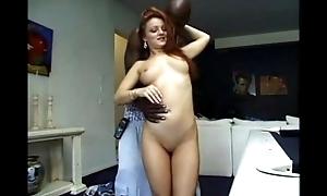 redhead takes nice bbc