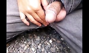 teacher L public pee piss kitchen masturbation semen sperm