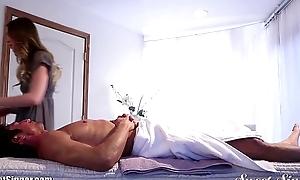 SweetSinner Jessie Andrews Erotic Palpate Session