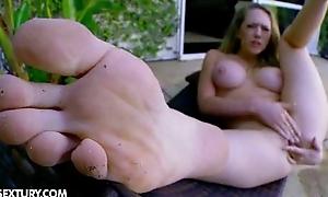 Feet Burning desire