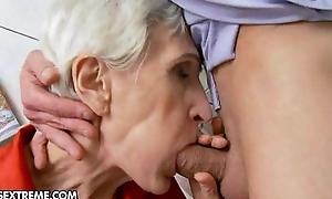 In debt Granny