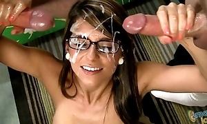 Handjob cum compilation 1
