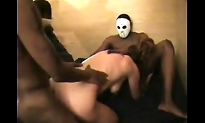This 50 savoir faire old hot milf more sexy heels gets pounded and creampied to a large BBCs