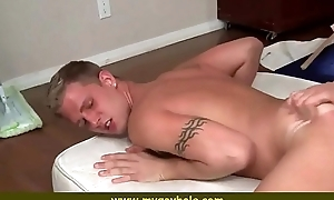 Hot youthful man have lovemaking - Gay Anal Porn 26