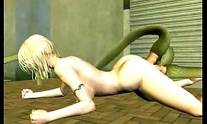 tentacle carnal beautiful overhear