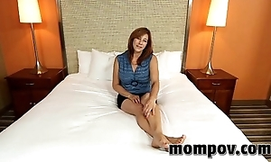 sexy grown up milf bonks together with sucks juvenile cock