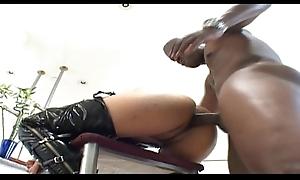 Mika Tan BDSM Lexington Steele