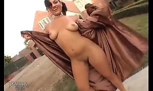 Eden Adams Public Flashing Babe is BACK! pt. 1