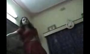 indian wife Aditi Coupled with Devar Alok Handy home