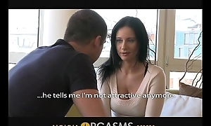 ORGASMS Grown-up woman at hand big tits is so horn-mad