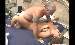 Cuckold Horny Chick Fucked By Old Rich Suppliant
