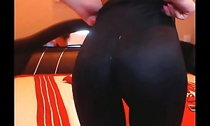 Web camera Spandex Leggings