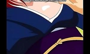 Nasty anime inclusive fucks with older man