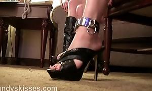 Ankle Indecent Fetish