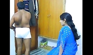 Indian Couple On Their Honeymoon Engulfing And Fucking