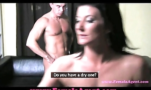 FemaleAgent Contemptuous audition