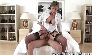Mature cock fucking slut