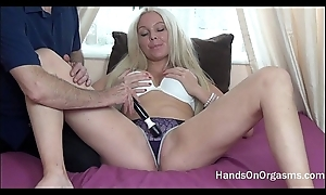 Hot Sexy Swede Diana Angel Cums
