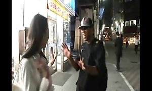 Japanese matured VS Menacing guy