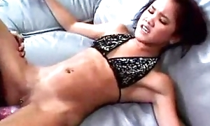 Hot asian fucking with Lily Thai and Kitty