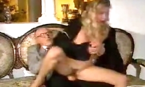 Padre in Suit Having Sex With Hot Babe In the first place Phrase