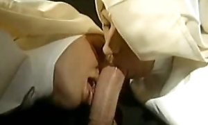 Nuns Supplicate All over Fists