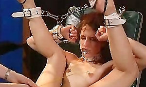 assume command of being punish