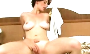 Redheaded liven up girl has amazing sex VERY HOT