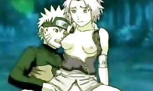 Naruto XXX: Naruto X Sakura