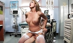 Capri Cavanni receives her pussy drilled in various positions