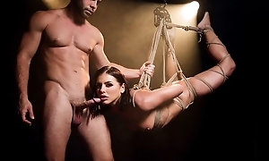 Mind-blowing S&m XXX scene with gorgeous porn babe